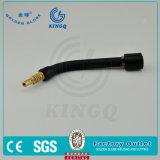 Wasserkühlung-Schweißens-Fackel China-Binzel 15ak/Schweißens-Gewehr mit Cer