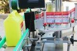 Máquina de etiquetado plana de la botella de la escritura de la etiqueta auta-adhesivo