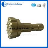 Высокий молоток воздушного давления DTH сдержанный/буровой наконечник DTH-Gl360-254mm