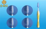 Reciclar el plástico Cepillo Interdenrtal portátiles palillos de dientes alimentación directamente de fábrica