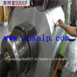 Revestimento de tiras de transição de aço inoxidável