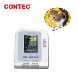 ContecのContec08A獣医のデジタル動物の獣医の血圧のモニタの獣医のクリニック装置