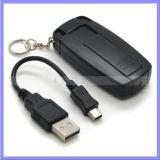 Толковейший Windproof электронный перезаряжаемые лихтер USB с светом СИД