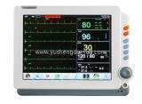 Alto schermo di tocco qualificato video paziente di Multi-Parameter di 12.1 pollici
