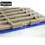 Corrente superior plástica da parte superior do transporte de rolo (Har821PRR)