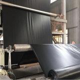 Zwarte HDPE Geomembrane voor de Voering van de Vijver van Vissen