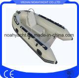 Hypalonファブリック管(承認されるセリウム)が付いているNoahyachtのボートの半硬式の膨脹可能なボート