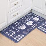 印刷および染まる浴室の台所玄関の水の証拠のカーペット