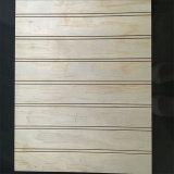 Panel de pared de la ranura Ranura de contrachapado de madera contrachapada de pino ranurado