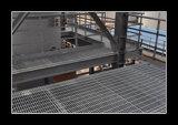 Rejilla de acero de estacionamiento para pisos