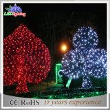 Indicatori luminosi esterni speciali della decorazione di natale di paesaggio del LED