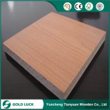 1220*2440mm liso/MDF cru usado para Contruction