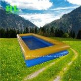Vergnügungspark-aufblasbarer Innenswimmingpool