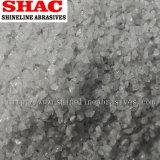 Oxyde d'aluminium blanc de pente abrasive