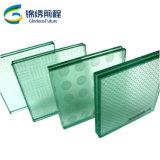 Ultra clair 15mm de verre feuilleté de l'environnement en provenance de Chine
