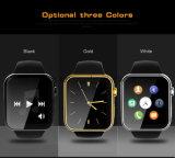 De sedentaire Telefoon van het Horloge van de Herinnering Slimme met de Monitor van het Tarief van het Hart A9