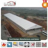 grande tente d'atelier de 30X55m pour l'atelier, entrepôt, usine