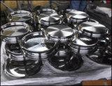 ステンレス鋼のグリル鍋のグリドル鍋