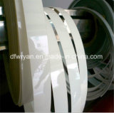 Bord personnalisé à haute brillance de joint de PVC/bordure foncée