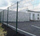 Il PVC ha ricoperto Nylofor 3D che recinta/comitato saldato curvo del recinto di filo metallico