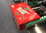 Caixa de papelão ondulado máquina de embalagem para bebidas/bebidas