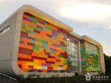 Vetro della glassa di colore della parete divisoria di alta qualità con Ce (JINBO)