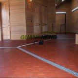 Los azulejos estable de goma Pisos de Gimnasio de enclavamiento Playground pisos de goma
