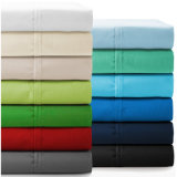 1800 Ultra-Soft rugas profundas em microfibra Pocket Bedsheet resistentes a definir