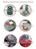 Folhas de 22000Boway/Hora Máquina de dobragem de papel industrial com pasta transversal 384 SC