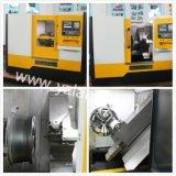 CNC van het Bed van de Helling van de Reparatie van het wiel Gerenoveerde de Machine van de Draaibank omrandt Apparatuur