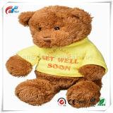 '' L'orso della maglietta 12 otterrà presto la peluche buona