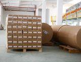 100GSM 2,6M 656FT Non-Curl de secado rápido de transferencia por sublimación de papel para impresión uniforme 100% poliéster
