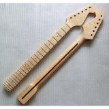 22 Fret Gloss acabou um pedaço de fita flamejante Maple Guitar
