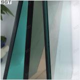 10 milímetros de vidrio laminado con verde y color del té de Sgt