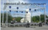 Алюминий 6 м высоты форму динамик с полукруглой концерт на открытом воздухе