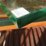 Super de 19mm de espessura de vidro temperado transparente para o edifício alto