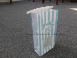 Saco do alimento do papel de embalagem Que empacota os sacos de papel da pipoca agradável do projeto com impressão personalizada