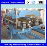 PVC/HDPE Rainwater&Nbsp; Entwässerung und Tiefbaurohr einzelne Ecrew Plastikstrangpresßling-Zeile