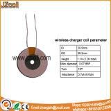 Itr Tx/bobina de cobre para aplicação do carregador sem fio de telefone móvel
