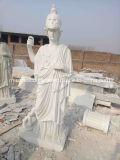 Scultura di marmo di vendita calda con la statua intagliata mano (SY-MS121)