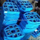 Reliure en bandes de cerclage en acier inoxydable distributeur en plastique