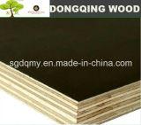 La película hizo frente a la madera contrachapada con marca de fábrica/madera contrachapada del material de construcción