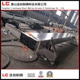 Excelente preço de 40*20mm em aço carbono médio Tubo Quadrado galvanizados a quente