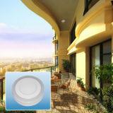LED-Decke/heiße Verkaufs-Doppelt-Farben-runde Instrumententafel-Leuchte