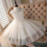 Chaud une robe de mariage de fleur de fille