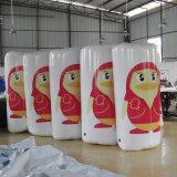 Colonne gonfiabili del PVC per fare pubblicità