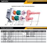 K3V140 K3V63 K3V112 K3V180 K5V140 K7V63 K5V280油圧ポンプ予備品