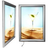 Hersteller-Aluminium-Verschluss-Rahmen-dünner heller Kasten des Fachmann-LED Lightbox