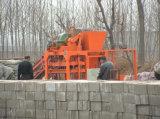Alta línea simple de la máquina del bloque de la capacidad Qt4-25