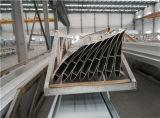 Turbina eólica de aluminio para el proyecto de aire del ventilador de torre de refrigeración/ventilador industrial